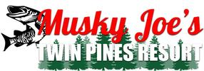 Chippewa Flowage Cabins - Musky Joe's Twin Pines Resort - Pet Friendly Lodging - Hayward, WI